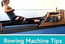Top Benefits of Rowing Machine