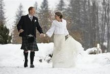 Scottish / Winter weddings / by Victoria Councell
