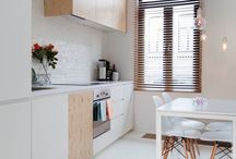 New flat ~ small spaces  / Home decor, making the most of space / by Jam Life London