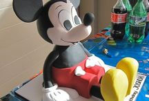 Mickey Mouse and Friends / Well, Mickey Mouse IS a celebrity!  Who doesn't know who Mickey Mouse, and his friends, are?  LOL  https://www.bearheartbottomsetc.com/