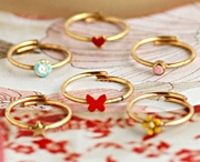 All About Style - rings