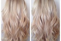 Blond beige clair