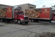 Flippers Pizzeria Trucks / by Flippers Pizzeria