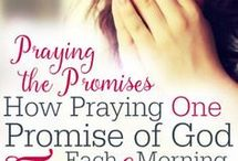praying Gods promises