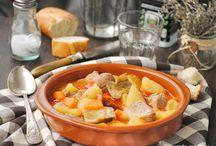 Guisos / Platos cocinados a fuego lento / by Cocinando con Neus