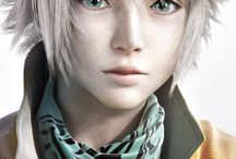 Final Fantasy ♡ Charaktere