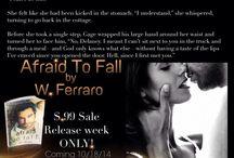 Afraid to Fall, Dennison Series 1