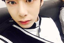 ♡Monsta X♡ / ♡Wonho ♡Hyungwon ♡Hyunwoo  Hyunwoo is a cute fluffball - appreciate him♡  Love them for who they are, not only for their looks ♡  Kihyun is my spirit animal xD  ♡HyungWonho ♡JooKyun ♡KiHyuk ♡KiHo