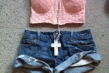 Summer clothes / by Kay Thompson