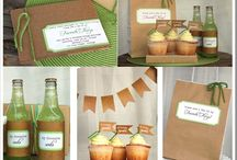 Party ideas / by Shana Yoder-Stoltzfus