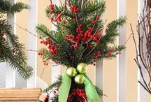 Holiday decorating / by Deanna Bresson Ward