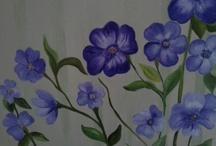 Flores al.oleo