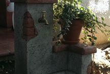 fontane da esterno