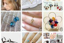 Making Sh*t: Jewelry / by Maren Jennings