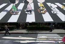 Optical illusions! Wow