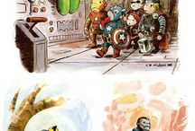I'm Geeky and I Know it... / by Diana Bean