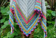 Sunday shawls