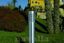 Lampa - jako klenot Vaší zahrady / Exteriérové lampy, které se stanou klenotem Vaší zahrady.