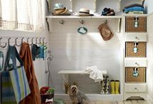 Mudroom / by Angela Nicole Designs