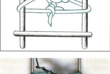 crochet fourche