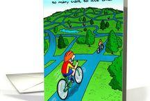 Bicycle / Biking / Bikes