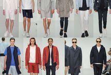 Spring 2015 Menswear / Catwalk looks