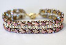 Bracelets / Beadweaving Bracelets