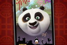 Kung Fu Panda 3 / When Po's long-lost panda father suddenly reappears, the reunited duo travels to a secret panda paradise to meet scores of hilarious new panda characters.  But when the supernatural villain Kai begins to sweep across China defeating all the kung fu masters, Po must do the impossible—learn to train a village full of his fun-loving, clumsy brethren to become the ultimate band of Kung Fu Pandas!