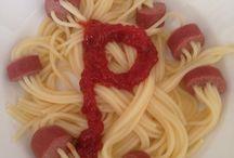 Pera's spaghetti