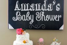 Baby Shower Decoration Ideas / by Nicole Mulazzi
