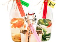 food/gift recipes / by Donna Wilson