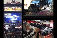 Used Shoot & Gun Arcade Games / Check out the gently used shooting & gun arcade games in the Game Room Guys inventory! http://www.gameroomguys.com/Games/Used-Gun-Games/