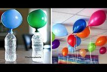 Globos y decoración fiestas