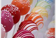 Taarten, cupcakes en cakepops