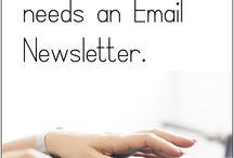 Blogging / Online success strategies