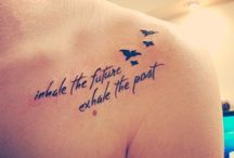 tattoos / by Bobbie Reichelt