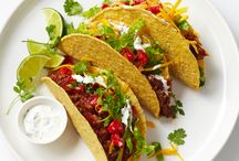 MEXICAN RECIPES / Mexican dinner recipe ideas.