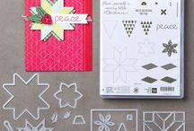 Christmas Quilt - SU / To purchase the Quilted Christmas Bundle use Item #146026