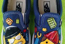 Shoes - lego