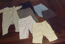 #OnesieExchange / Collection of baby clothes and other items listed on Onesie2Onesie.com