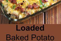 Sütőben Sült Krumpli