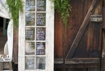 Wedding: chart ideas / by Kate Cardinali