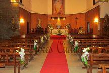 Decoración de bodas / Decoración de un día inolvidable, para novias únicas
