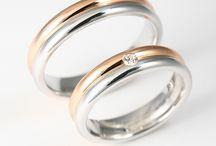 Karikagyűrűk / Kézzel készült karikagyűrűk.
