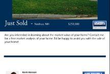 Sold Homes / Real Estate / by Kerri Kalinski-Hassan