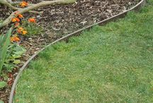 Gardening Ideas / Recycled plastic products which looks like real wood for all your garden projects. Including garden and lawn edging, decking, garden boardwalks and walkways, palisades and artifical grass products.