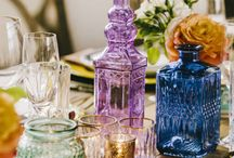 wedding: table setting ideas