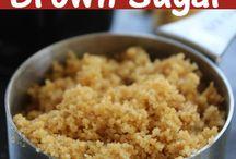 Homemade Brown  Sugar  Recipe  & More !