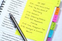 Notes taking