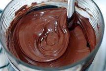 csokoládéöntet